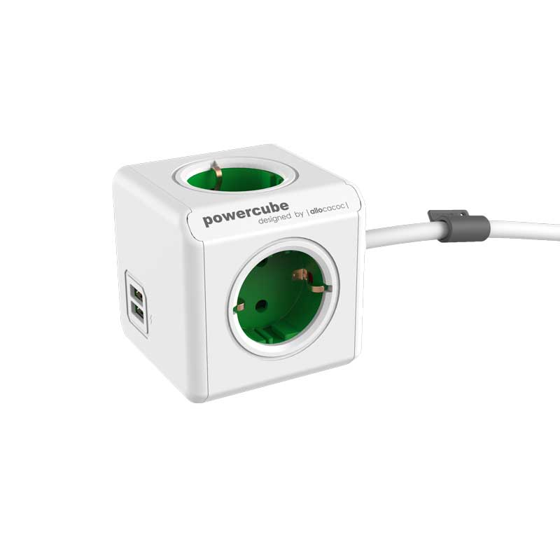 Ex USB green