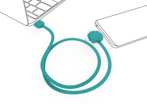 Power USB C connection