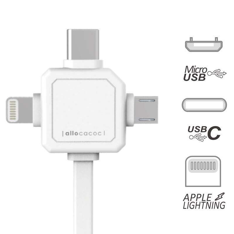 Power USB C kabel