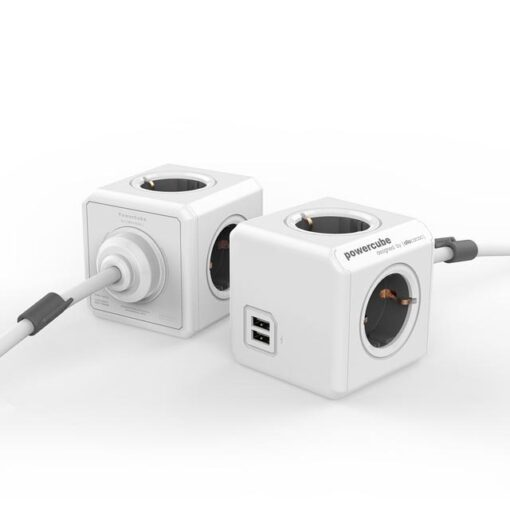 PowerCube Extended Duo USB 3m kabel2