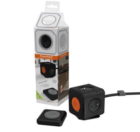 PowerCube-Extended-Remote-Zwart