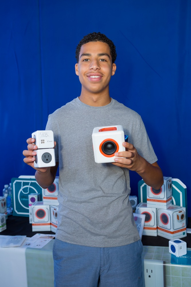 Marcus Scribner Black-ish, The Good Dinosaur
