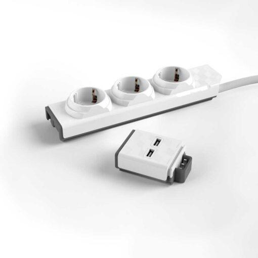 Module 2x USB