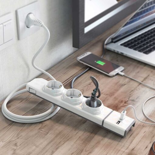 PowerStrip Modulair + Switch