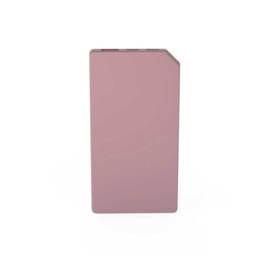 powerbank slim roze