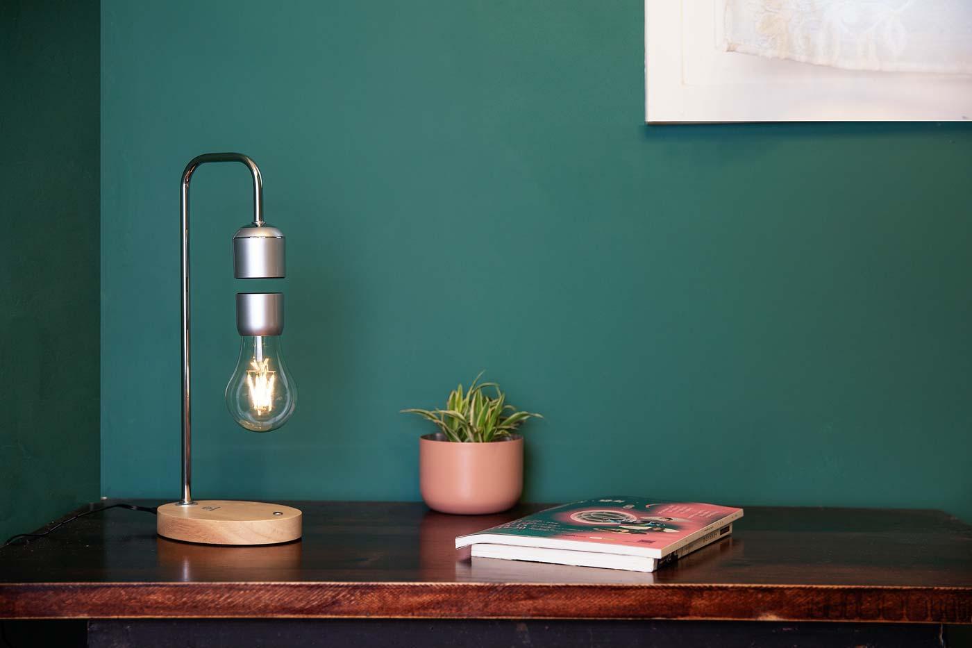Levitating lamp pictures1