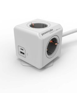 PowerCube Extended Duo USB (A + C)