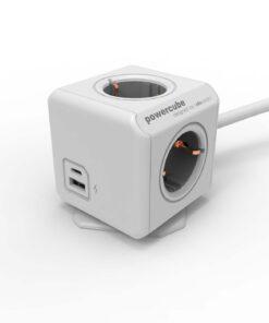 PowerCube Extended Duo USB (A + C)